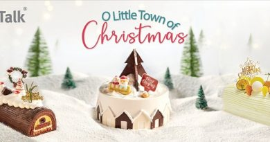 O LITTLE TOWN OF CHRISTMAS